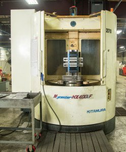 CNC at Roberts Machine Products