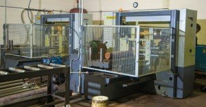 Bar stock saws at Robert Machine Products