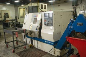 CNC macine at Roberts Machine Products