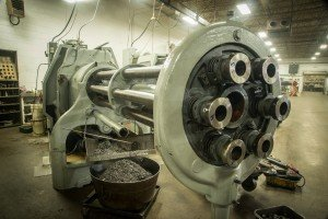 Screw machine at Roberts Machine Products
