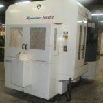 "Kitamura H400 horizontal 2 pallet 20""X 20"" Y machining center at Roberts Machine Products, West Liberty, Ohio"