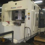 Kitamura H500 horizontal machining center at Roberts Machine Products, West Liberty, Ohio